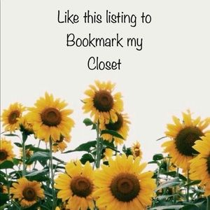 Other - Bookmark my closet